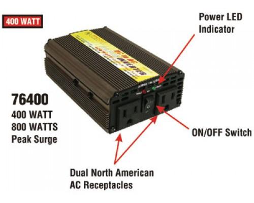 DISCONTINUED - 400 Watt Modified Sine Wave Power Inverter