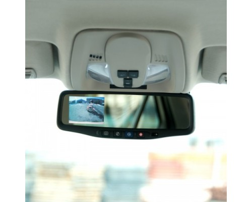 Quality Mobile Video 2010-2012 Equinox & 2011-2012 CTS Back Up Camera - Complete Kit 9002-9620