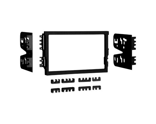 Metra Dash Kit 95-7309 Radio Installation Kit Hyundai DDIN Multi-Kit 1995-2006 Vehicles