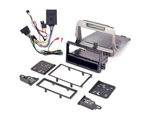 Metra 99-3010S Chevy Camaro Dash Kit for Onstar Vehicles - Entire Kit