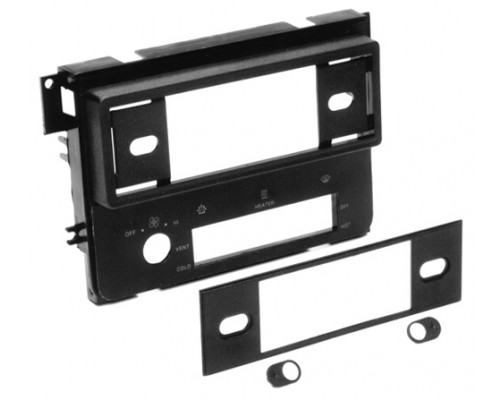 Metra Dash Kit 99-3102 Chevrolet Beretta and Corsica 1988-90 Non-AC Vehicles