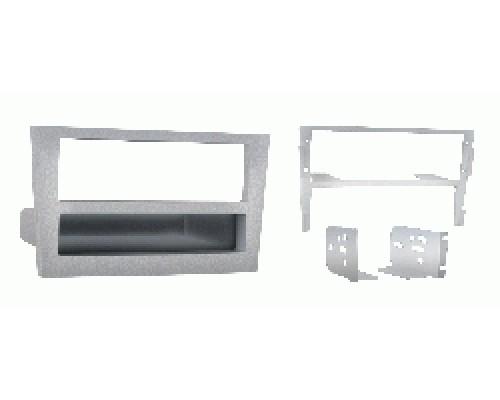 Metra 99-3107S Silver Dash Kit Turbokit Double DIN Saturn Astra 2008 Vehicles
