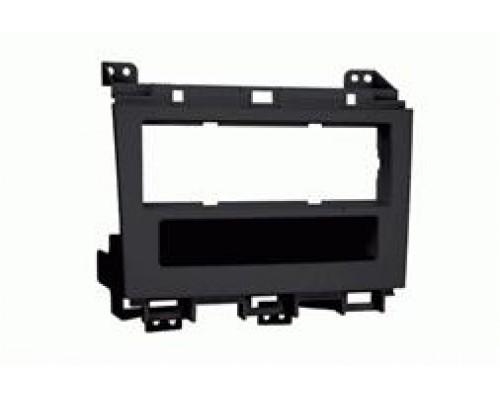 Metra 99-7427B Black Dash Kit Turbokit Double DIN Nissan Maxima 2009 Vehicles (Non Nav Models)