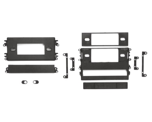 Metra Dash Kit 99-7500 Radio Installation Kit Mazda Universal Kit 1986-1999 Vehicles