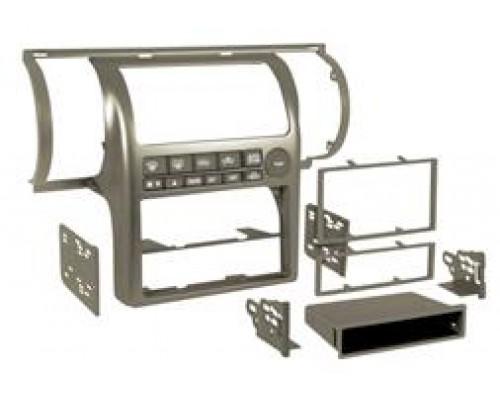 Metra 99-7604T Tan Dash Kit Turbokit Double DIN Infiniti G35 2003-2004 Vehicles