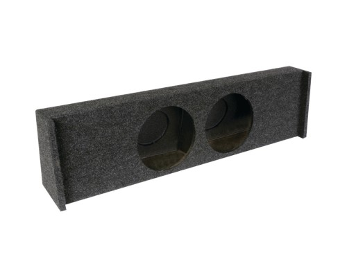 """ATREND-BBOX A362-12CP B Box Series 12"""" Dual Speakers for Ford F150 Super Crew Cab 2009 and Up"""