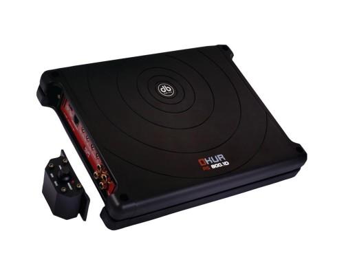 Discontinued - DB Drive A5800.1D Okur A5 Series Class D Mono Amplifier 800W max 400W x 1 @ 4 Ohm 800W x 1 @ 1 Ohm