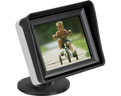 DISCONTINUED - Audiovox ACAM250 2.5 inch back up camera monitor