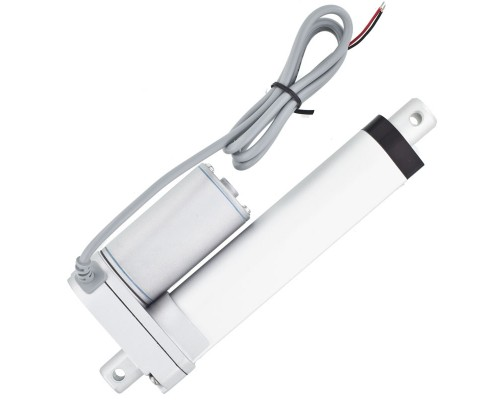 "Quality Mobile Video TOP-A6104T 4"" Stroke 12 Volt Linear Actuator 110LB capacity - Top"