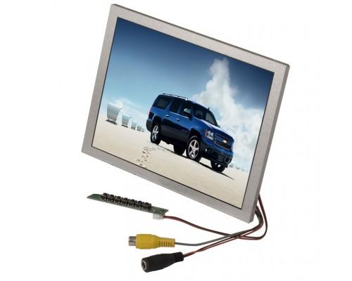 "Accelevision LCD8LVGA 8"" LED back lit LCD module - No VGA input"