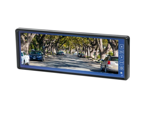Accelevision RVM102N 10.2 Inch LCD Rear View Mirror Monitor - Main