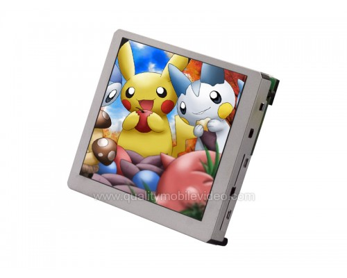 Accelevision LCD5PAL 5 inch Universal Raw Module LCD Monitor