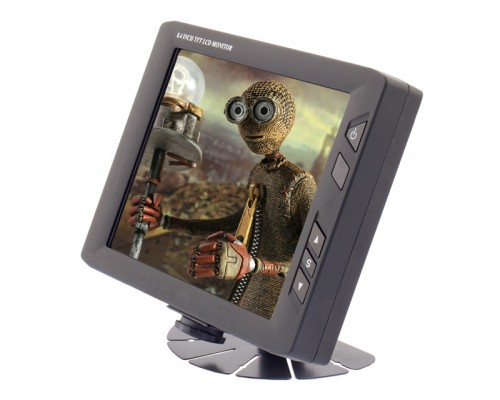 Accelevision LCDP84VGA 8.4 Inch LCD Universal Monitor with Video and SVGA