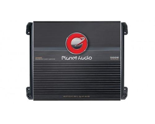 Planet Audio AP3000D Apocalypse Series Class D Mono Block 3000 Watts Max Power Amplifier