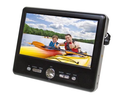 "DISCONTINUED-Axion AXN-8701 7"" Widescreen Portable Hand-Held TV"