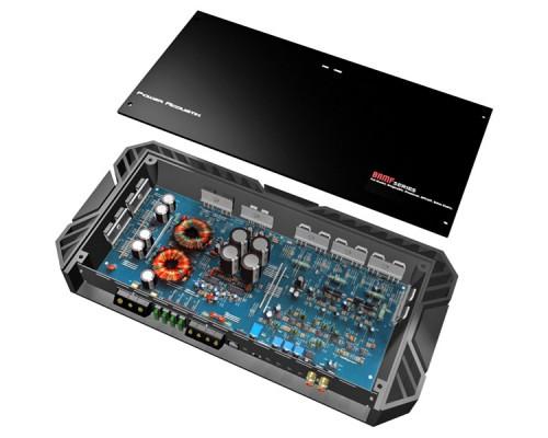 DISCONTINUED - Power Acoustik BAMF1200/4 BAMF Series MOSFET Class A/B 1200-Watt 4-Channel Amplifier