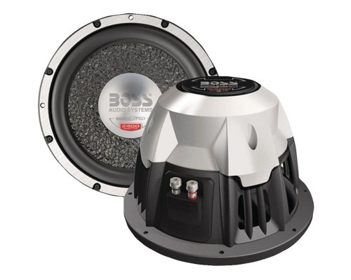 DISCONTINUED - Boss Audio CW107-Dual Voice Coil Chaos Series Subwoofer 10 inch