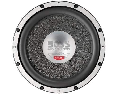 DISCONTINUED - Boss Audio CW127-Dual Voice Coil Chaos Series Subwoofer 12 inch