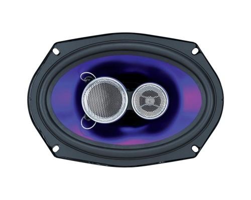 Discontinued - Boss Audio N69.3 Onyx Series Full-Range Speaker 6 x 9 inch 3-Way
