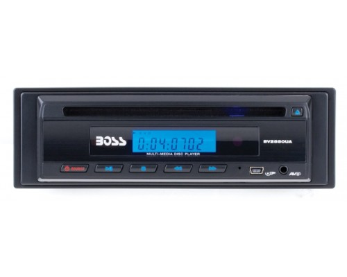 Boss Audio BV2550UA In Dash DVD Player - With Blue illumination