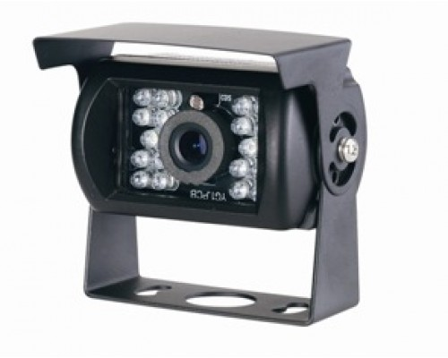 Safesight CAM1 Surface Mount night vision reverse back up camera - View of infrared