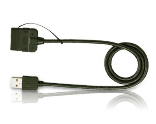Pioneer CD-IU51 iPod/iPhone USB Interface Cable for CD Receivers with High Current USB Port (Audio)