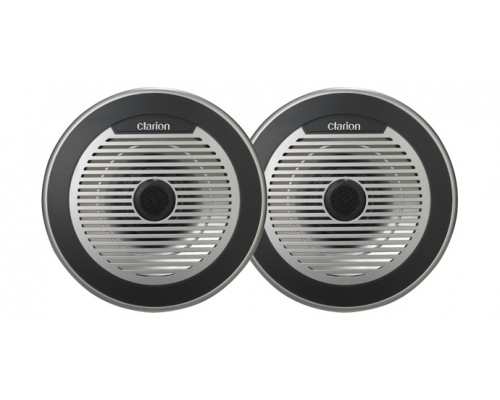 """DISCONTINUED - Clarion CMQ1720R Water Resistant Performance Series Speaker (7"""" Coaxial)"""