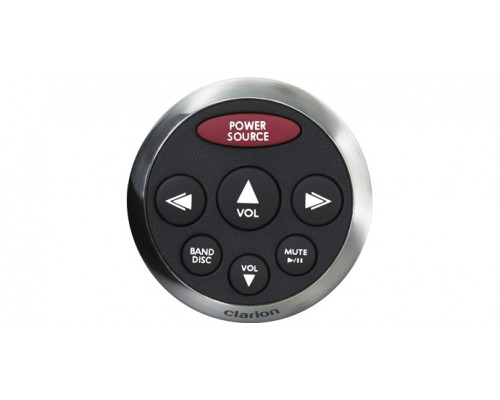 Clarion CMRC2-BSS Watertight Marine Remote Control