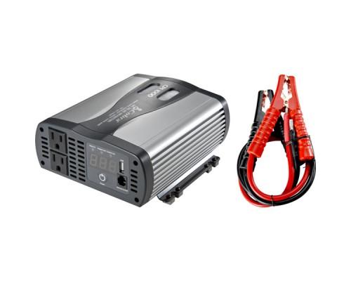 Cobra CPI-1000 1000-Watt Dual-Outlet Modified Sine Wave Power Inverter