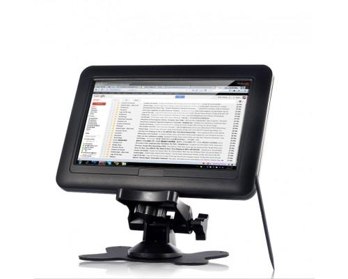 Chinavasion CVFQ-E205 Universal Portable 7 inch LCD Touchscreen USB Car Video and External Computer Monitor