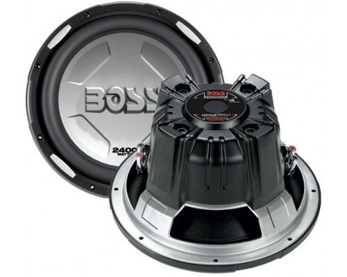 Discontinued - Boss Audio CW155DVC Chaos Wired Series 15 Inch Dual Voice Coil 4 Ohm 2400 Watt Subwoofer