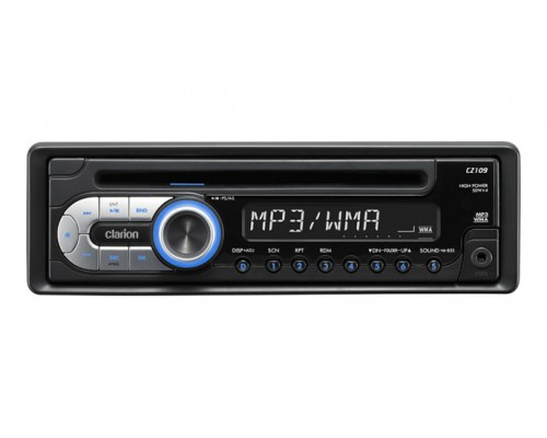 Clarion CZ209 Cd/Mp3/Wma Receiver With UBS