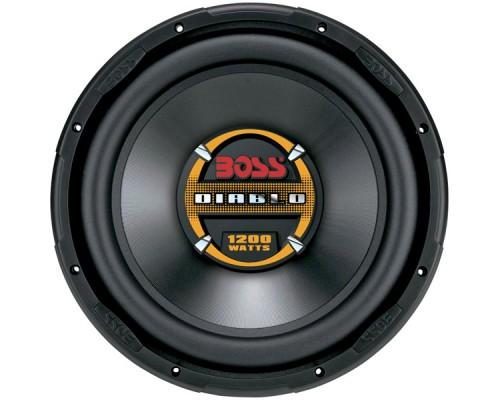 DISCONTINUED - Boss D105DVC 10 Inch Diablo Series DVC Subwoofer Dual 4-ohm Voice Coils