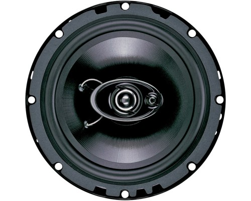 Boss D65-3 6.5 Inch 3-Way Speaker With Poly-Injection Cone