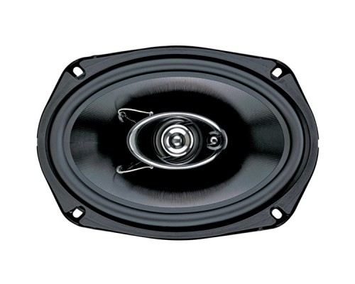 Discontinued - Boss D69-3 6x9 Inch 3-Way Poly-Injection Cone Speaker