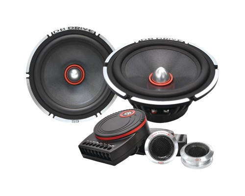 "DB Drive S9 6C Okur S9 Series 6.5"" Component Speaker System"