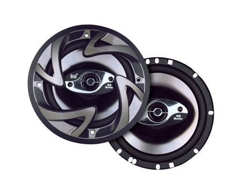 Dual DS-653 6.5 Inch 3-Way Speakers - 60W rms/120W Max Power