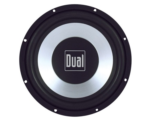 Discontinued - Dual DS10 10 Inch Ds Series Subwoofers - 125W rms/375W Max Power