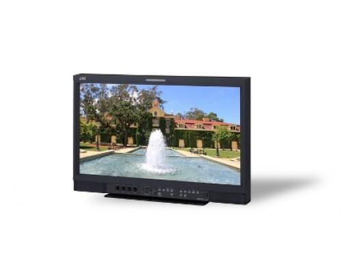 JVC DT-E21L4U 21 Inch Multi-Format Full HD LCD Studio Monitor (LED Backlit)