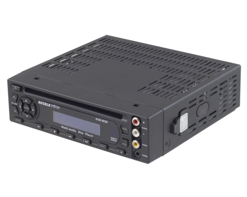 Accelevision DVD9530 Single Disc Car DVD Player without TV Tuner