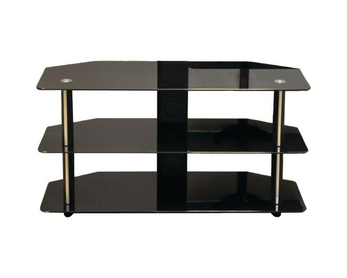 "Level Mount ELTVS55 26"" - 55"" Glass TV Stand"