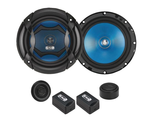 "DISCONTINUED - Soundstorm F65C Force 6.5"" 2-Way Component Loudspeaker System"