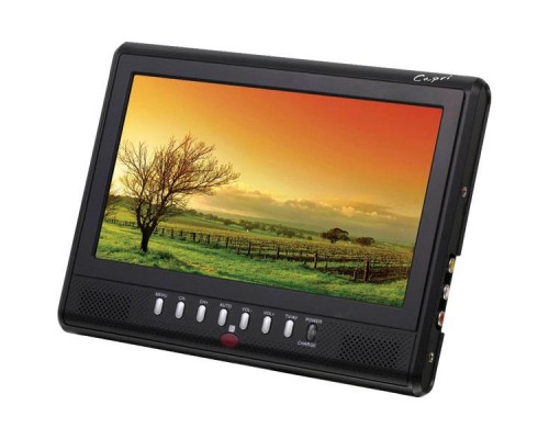 "GPX TL909B 9"" Portable LCD Television"