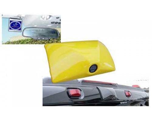 Back Up Camera System Color Match Custom Unit H2CMBUPKG for Hummer H2 Vehicles