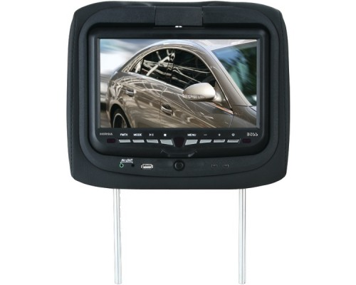 """Boss Audio HIR9A 9"""" Headrest Monitor with Built-in DVD Player and Dual Channel IR"""