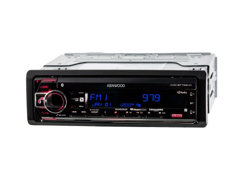 Kenwood KDC-BT768HD Single DIN Car Stereo receiver - Main