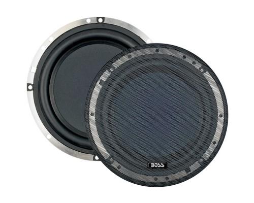 Discontinued - Boss LA6CS OUTCAST 6.5 Inch 2-Way Component System Diecast Aluminum Frame