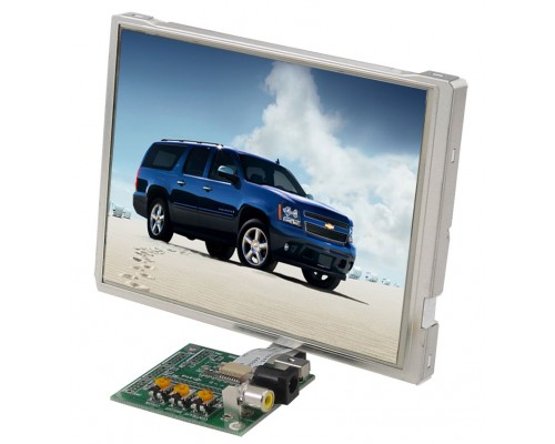 "Discontinued - Accelevision LCD62T 6.2"" Raw LCD Module"