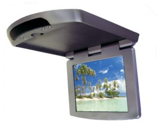 """Accelevision LCDFD104 10.4"""" Accelevsion TFT Flip down Monitor"""