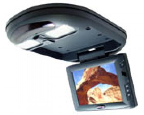 """DISCONTINUED - Accelevision LCDFD8GL 8"""" Accelevision Flip down Monitor"""